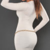 long pull beige koucla nouvelle collection manches longues