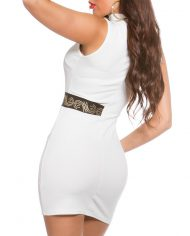 ooKouCla_sheath_dress_with_rivets__Color_WHITE_Size_Onesize_0000RB688_WEISS_32
