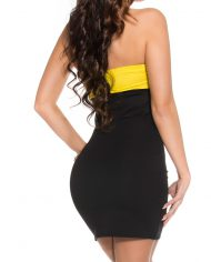 eeneck-minidress_with_buttons__Color_YELLOW_Size_M_0000KIS63_GELB_102