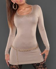 ooKouCla_Long-sweater_with_studs_a_rhinestones__Color_BEIGE_Size_Onesize_0000ISF8058_BEIGE_4_2