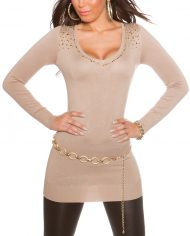 ooKouCla_longsweater_with_spike-studs__Color_BEIGE_Size_Einheitsgroesse_0000ISF8016_BEIGE_99