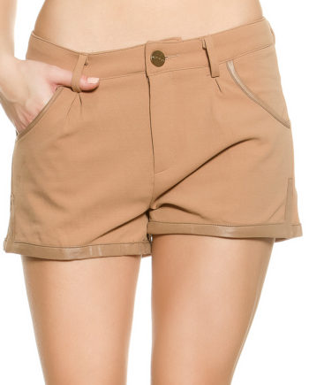 short camel femme collection koucla
