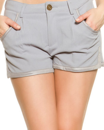 short gris femme collection koucla