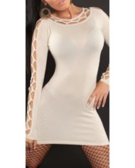 long-pull-robe-beige-manches-ajoure-sexy-femme (1)