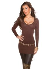 pull-marron-sexy-femme-dos-nu-lacets (1)