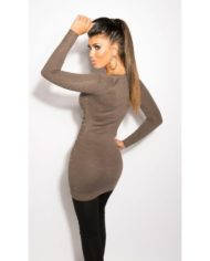 pull-long-marron-manches-longues-nouvelle-collecti (1)